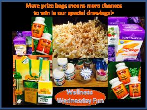 #WellnessWednesday at Betsy's