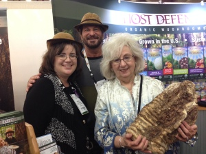 Betsy's Health Foods at Expo East 2014