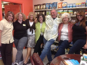 Dr. Teitelbaum gave us an extended training session at our Fallbrook location.