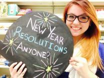 new year resolutions with lindsey