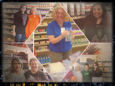 A friendly, educated staff is just one of the many perks of a Betsy's shopping experience.