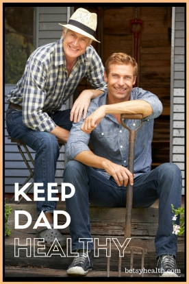 keep dad healthy