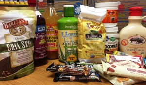 At Betsy's, we carry a variety of functional foods and healthy snacks, as well as nutritional supplements.