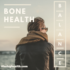Bone health is a lot about balance