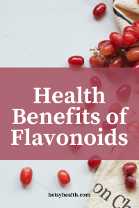 Grapes are one of many sources of the great plant compounds known as flavonoids