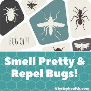 Natural Solutions for Bug Repellents