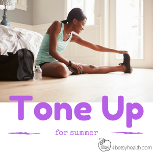 Tone up for summer with these special exercises