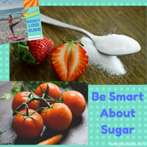 Be Smart About Sugar