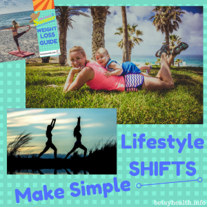 Simple Lifestyle Shifts May Promote Weight Loss