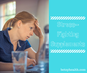 Help Combat Stress with These Supplements