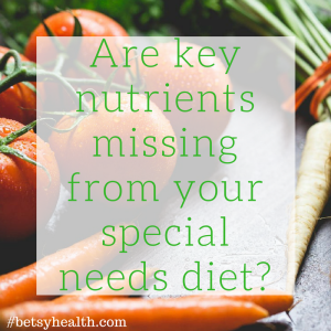 Your Special Diet May Be Missing Key Nutrients
