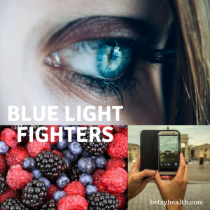 Blue Light Fighters for Your Eye Health