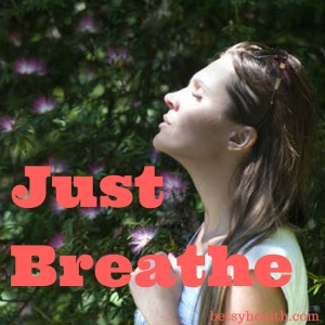 Just breathe with these relaxing breathing techniques