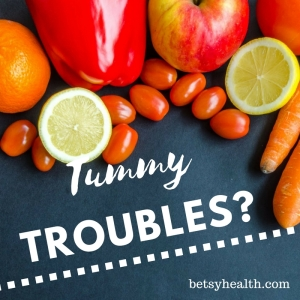 How Supplements Can Help Aid Tummy Troubles