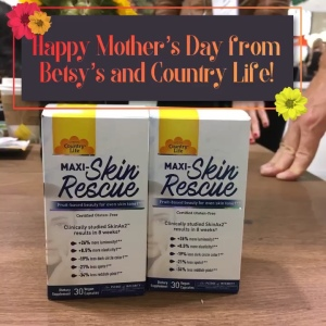 May is for Mom at Betsy's