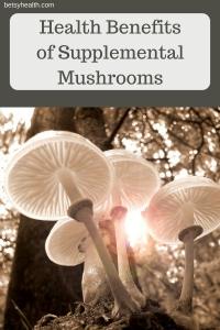 Supplemental Mushrooms Have Potential Health Benefits